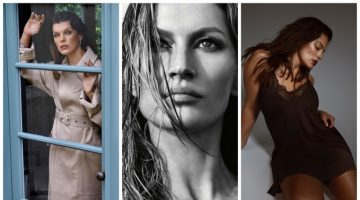 Week in Review | Gisele Bundchen's New Cover, Ashley Graham in Lingerie, Milla Jovovich in InStyle Russia + More