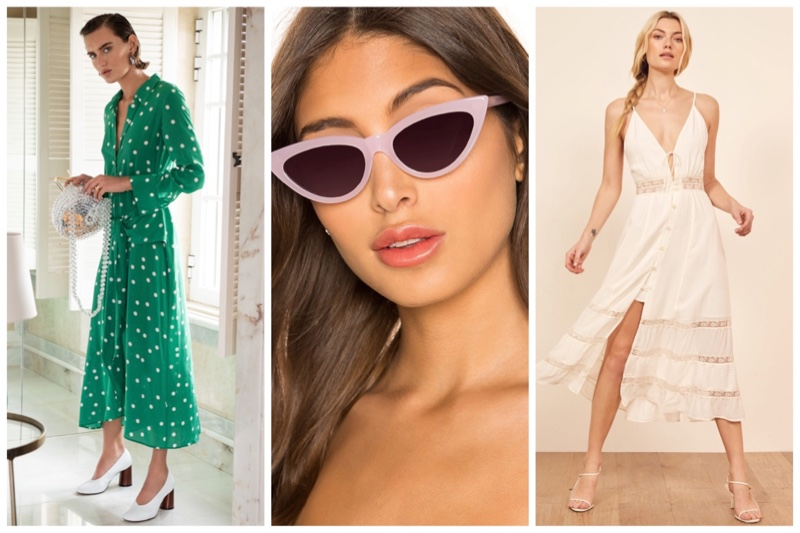 Discover what to wear for April 2019