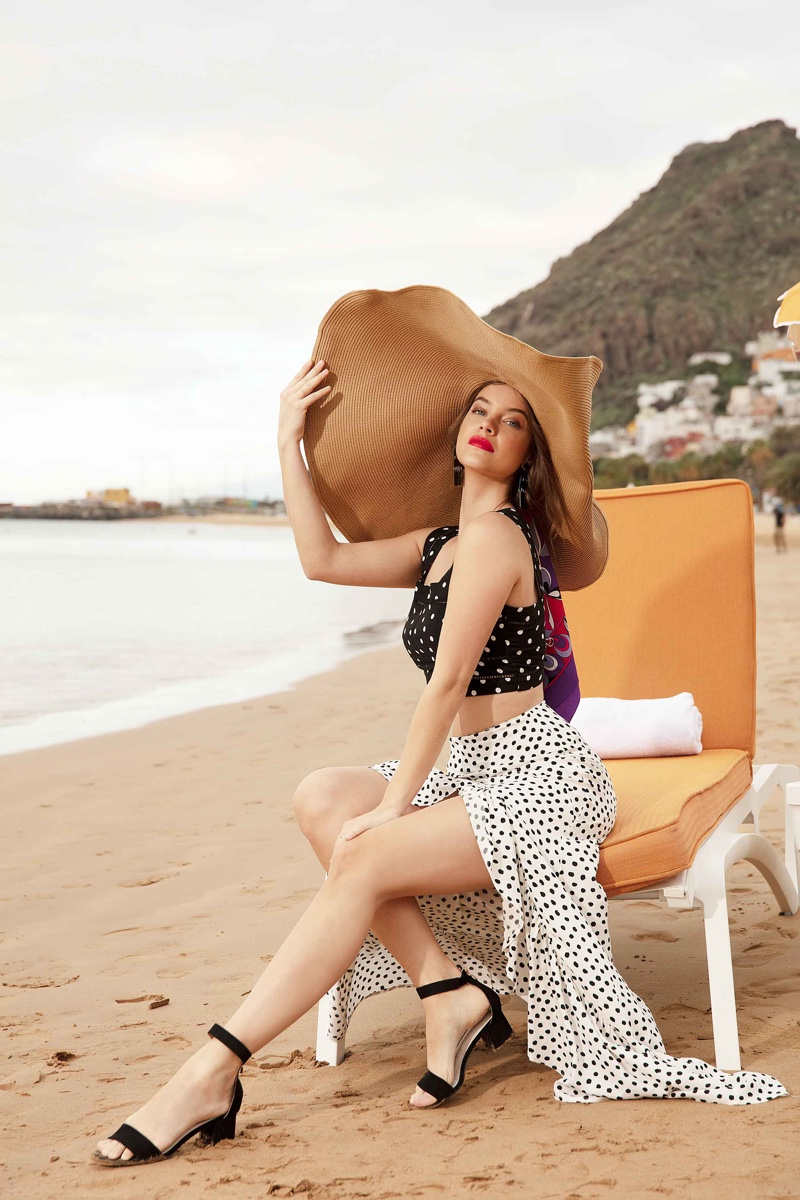 Barbara Palvin Strikes a Pose for Grazia Mexico