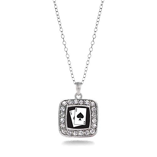 Blackjack Classic Charm Necklace