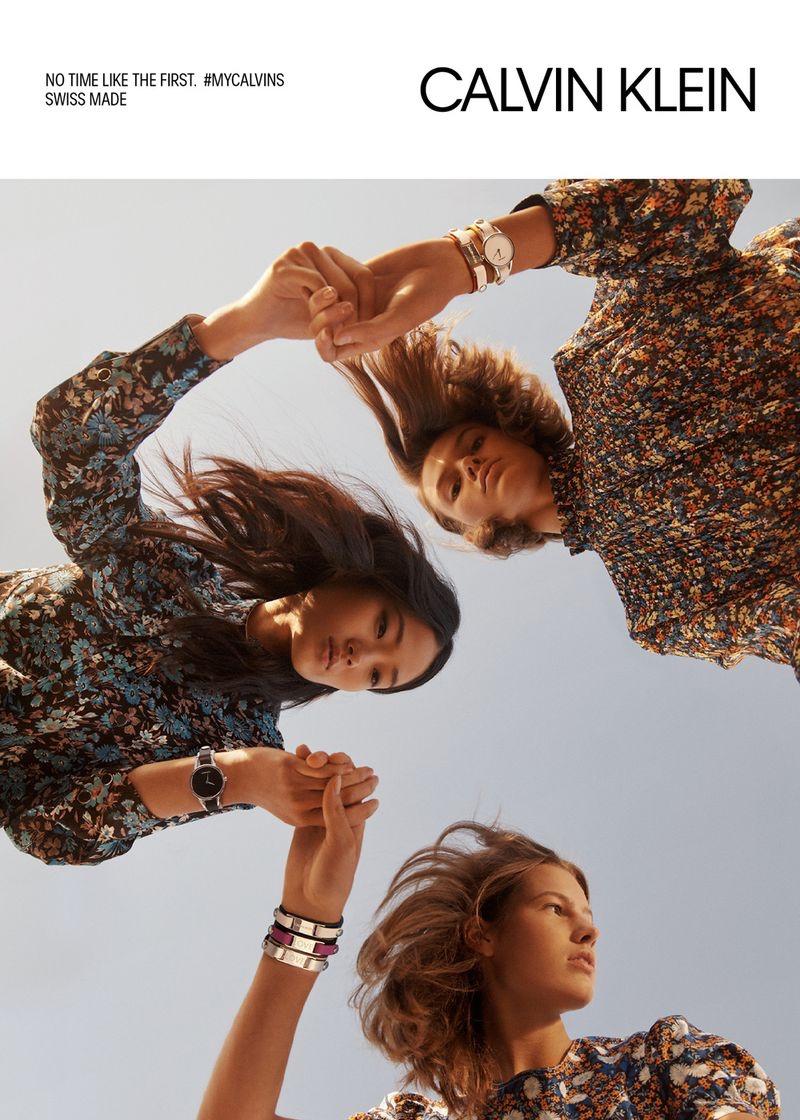 5cd8b9ca6043 Calvin Klein unveils spring-summer 2019 Watches + Jewelry campaign