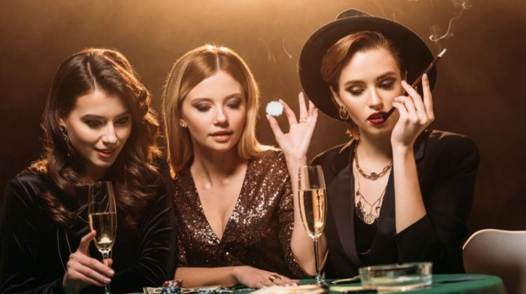 Casino Party with Attractive & Glamorous Girls
