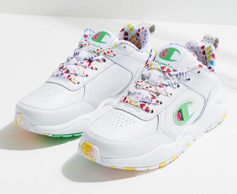 Champion x Susan Alexandra 93Eighteen Sneaker $100