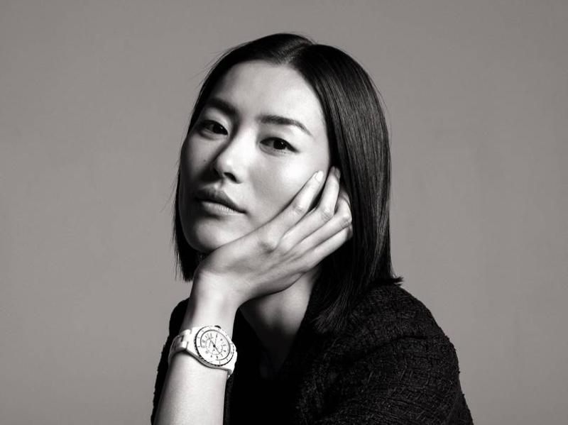 Liu Wen appears in Chanel J12 Watch campaign