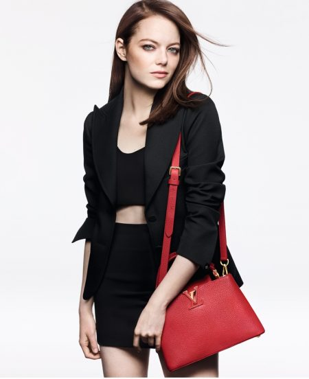 Emma Stone & Alicia Vikander Star in Louis Vuitton Handbag Campaign