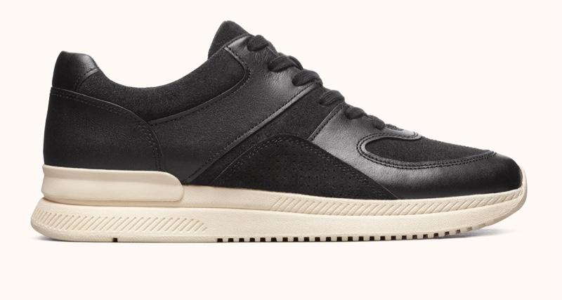 Everlane Tread Sneaker in Black $98