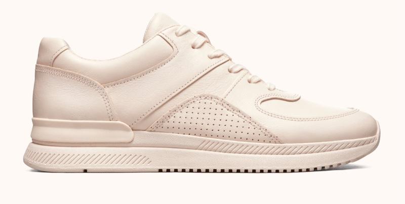 Everlane Tread Sneaker in Blush $98