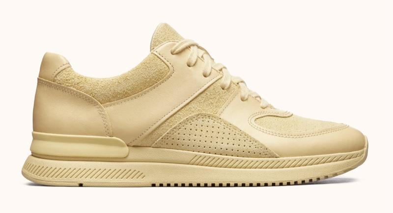 Everlane Tread Sneaker in Butter $98