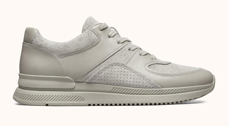 Everlane Tread Sneaker in Grey $98