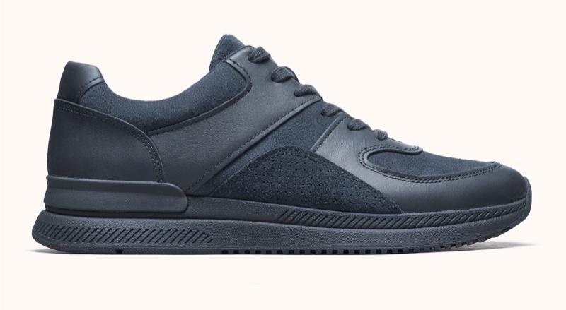 Everlane Tread Sneaker in Navy $98