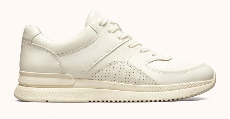 Everlane Tread Sneaker in Off-White $98