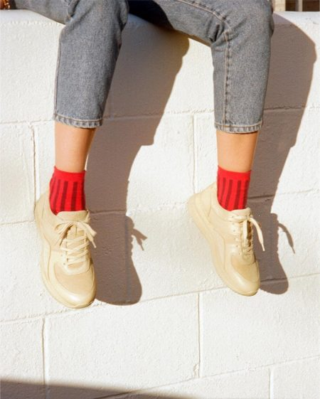 Shoe Gazing: Everlane Launches 'Tread' Sneaker Collection