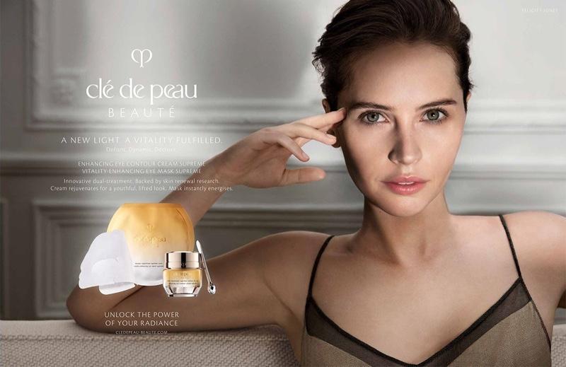 Clé de Peau Beauté enlists Felicity Jones for A New Light 2019 campaign