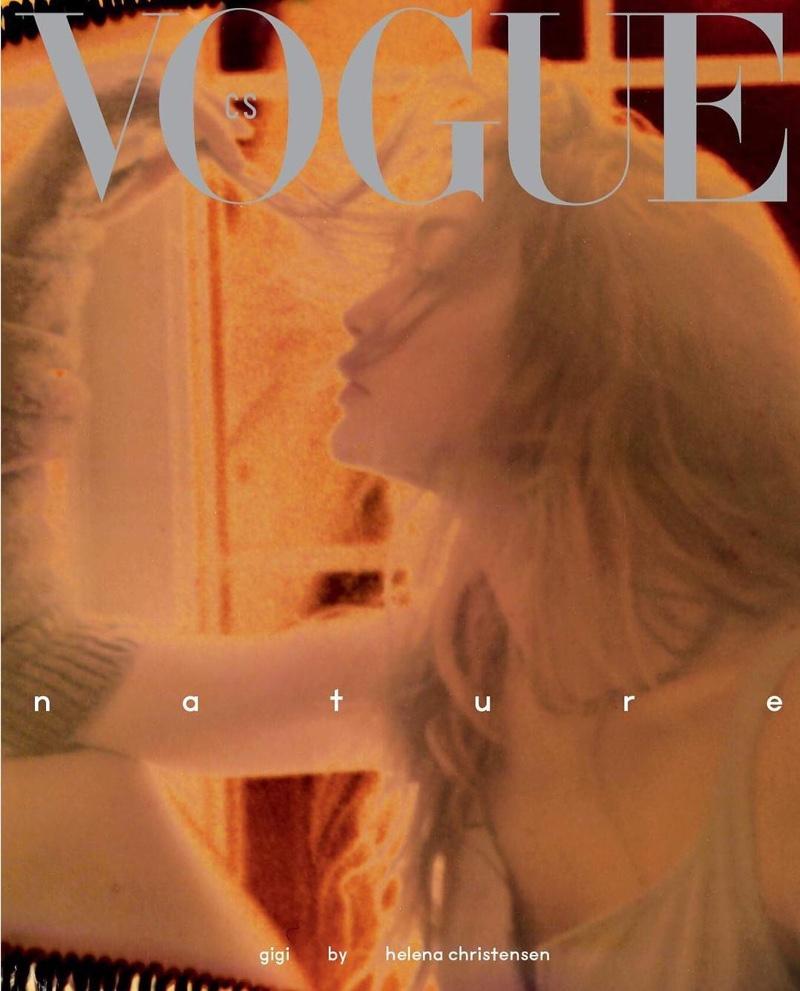 Gigi Hadid on Vogue Czechoslovakia May 2019 Cover