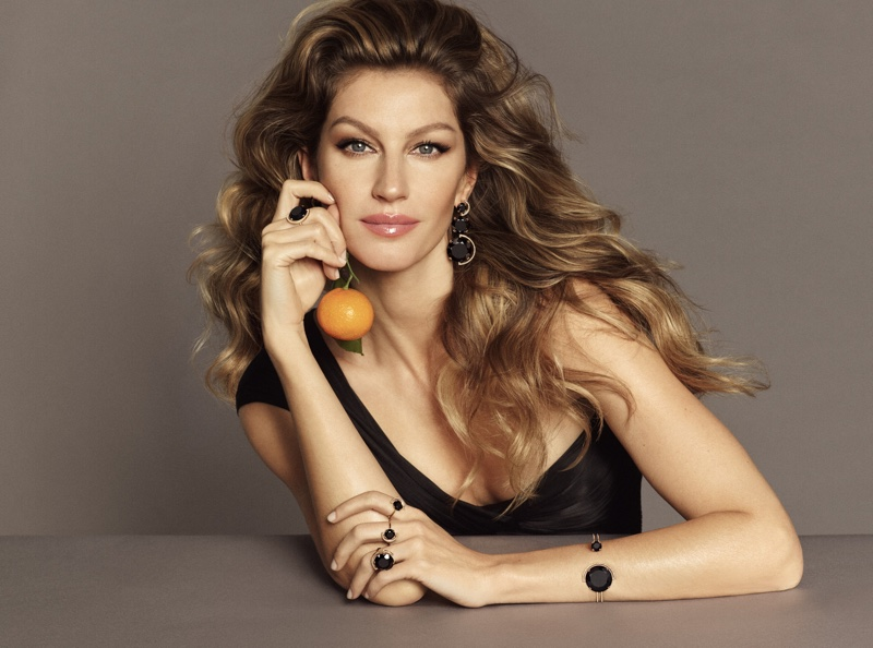 Gisele Bundchen stars in Vivara Jewelry Eccellenza collection campaign