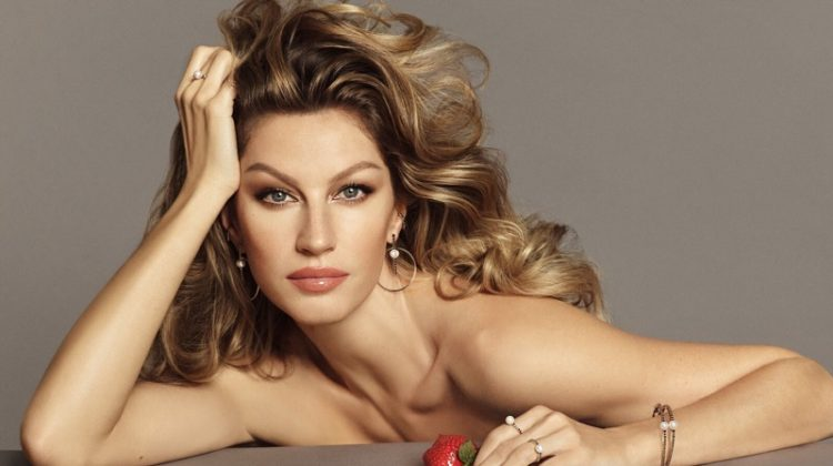 Supermodel Gisele Bundchen fronts Vivara Eccellenza campaign