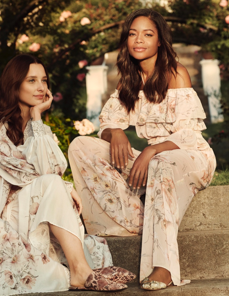 Naomie Harris stars in H&M Conscious Collection 2019 campaign