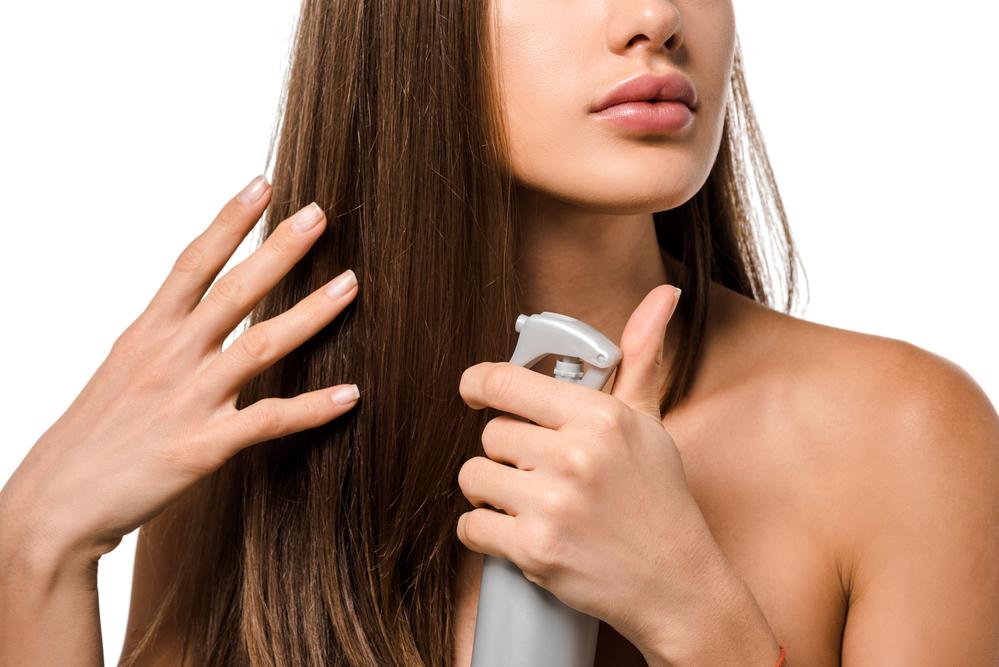 Hair Spray Bottle