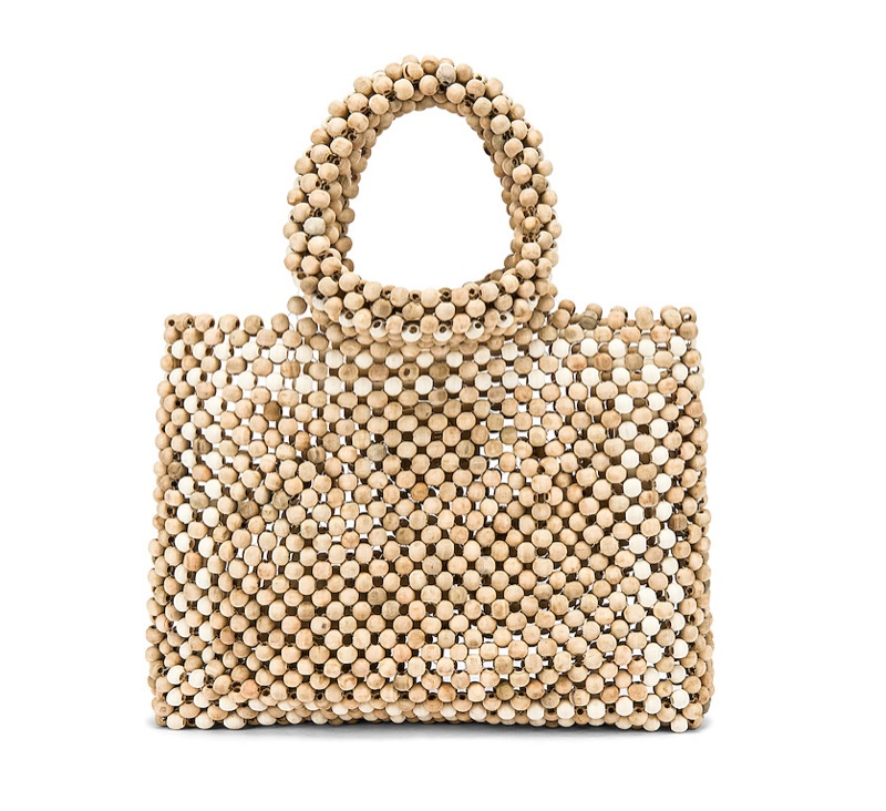 House of Harlow 1960 a REVOLVE Rhodes Beaded Purse $218