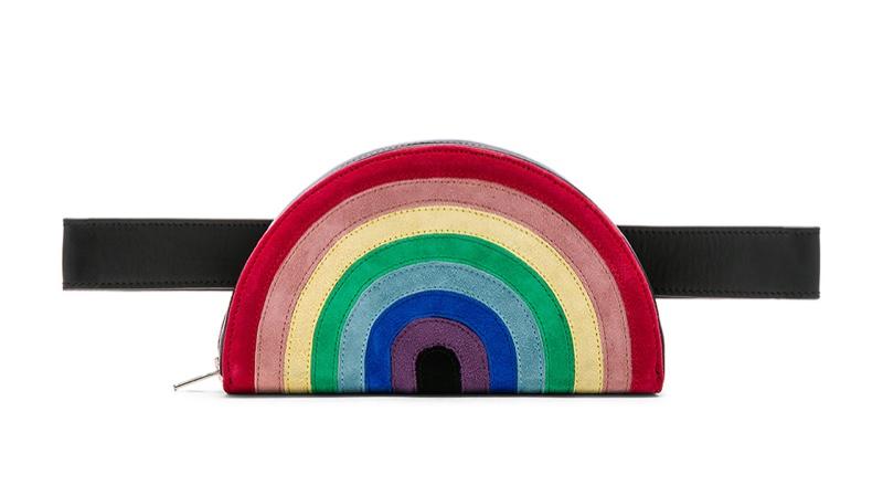 House of Harlow 1960 x REVOLVE Spectrum Belt Bag $198
