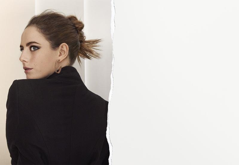 Clash de Cartier campaign with Kaya Scodelario