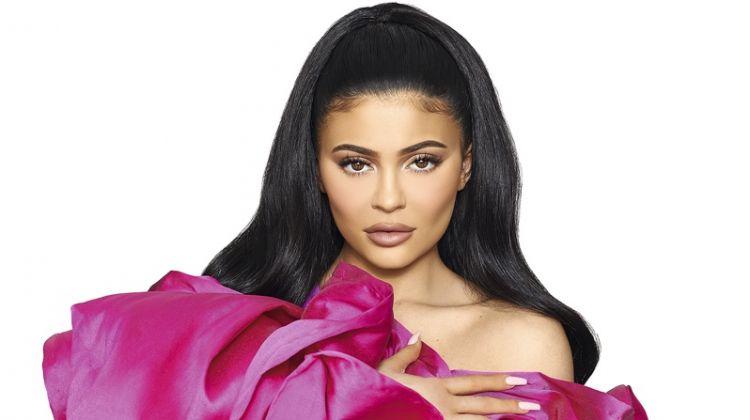 Beauty mogul Kylie Jenner looks pretty in pink