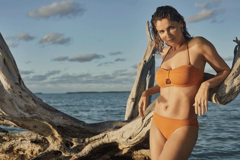 Etam taps Laetitia Casta for its Swim summer 2019 campaign