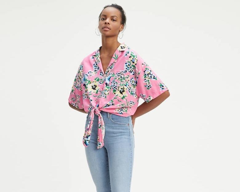 Levi's Clover Shirt $69.50