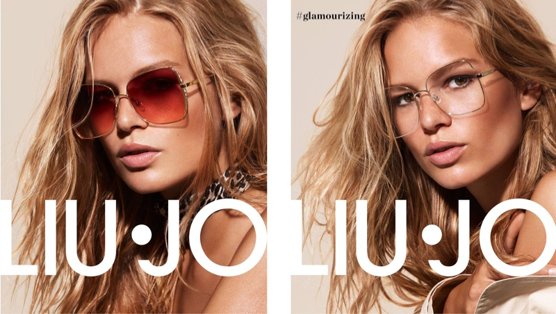 An image from the Liu Jo spring 2019 advertising campaign
