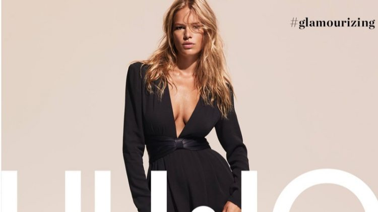 Anna Ewers is the face of Liu Jo spring-summer 2019 campaign