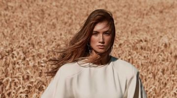 Lorena Rae Is A Natural Beauty for Grazia Australia