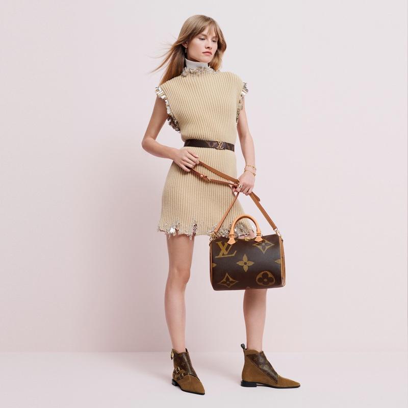 Louis Vuitton unveils Monogram Giant campaign