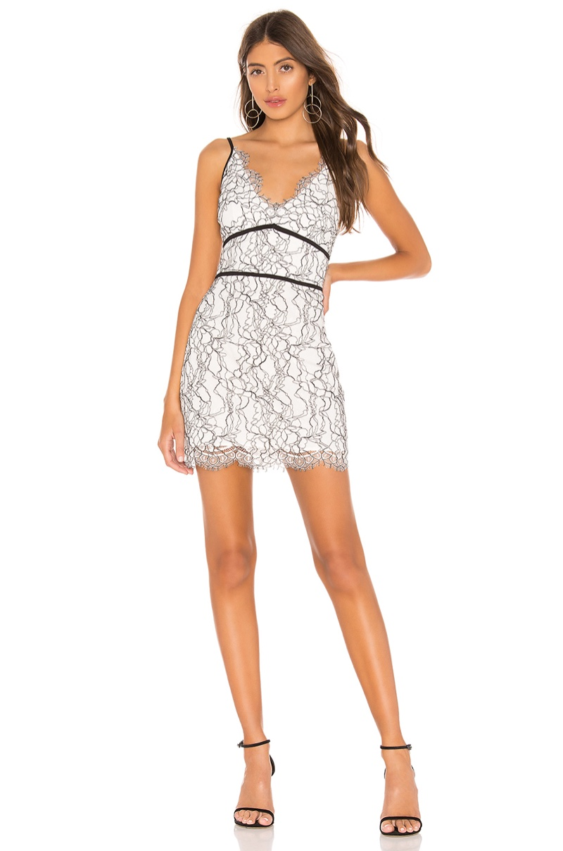 NBD Marissa Mini Dress $218