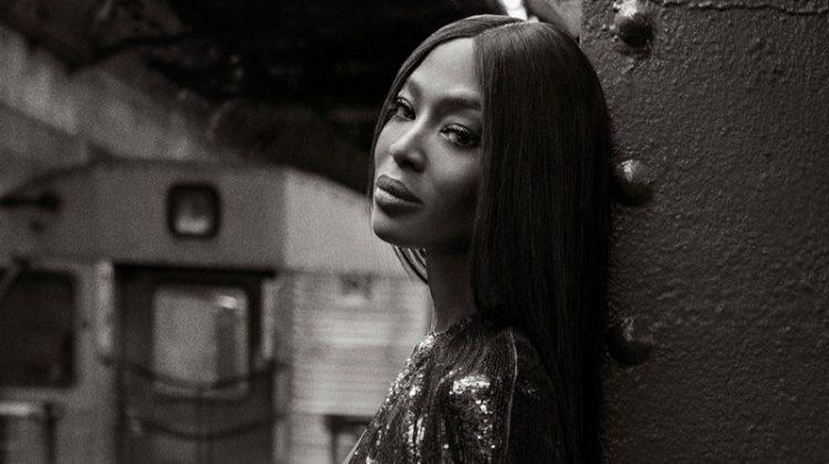 Supermodel Naomi Campbell fronts Valentino VRING handbag campaign