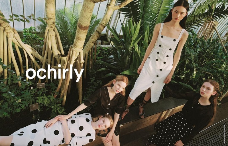Ochirly launches summer 2019 campaign