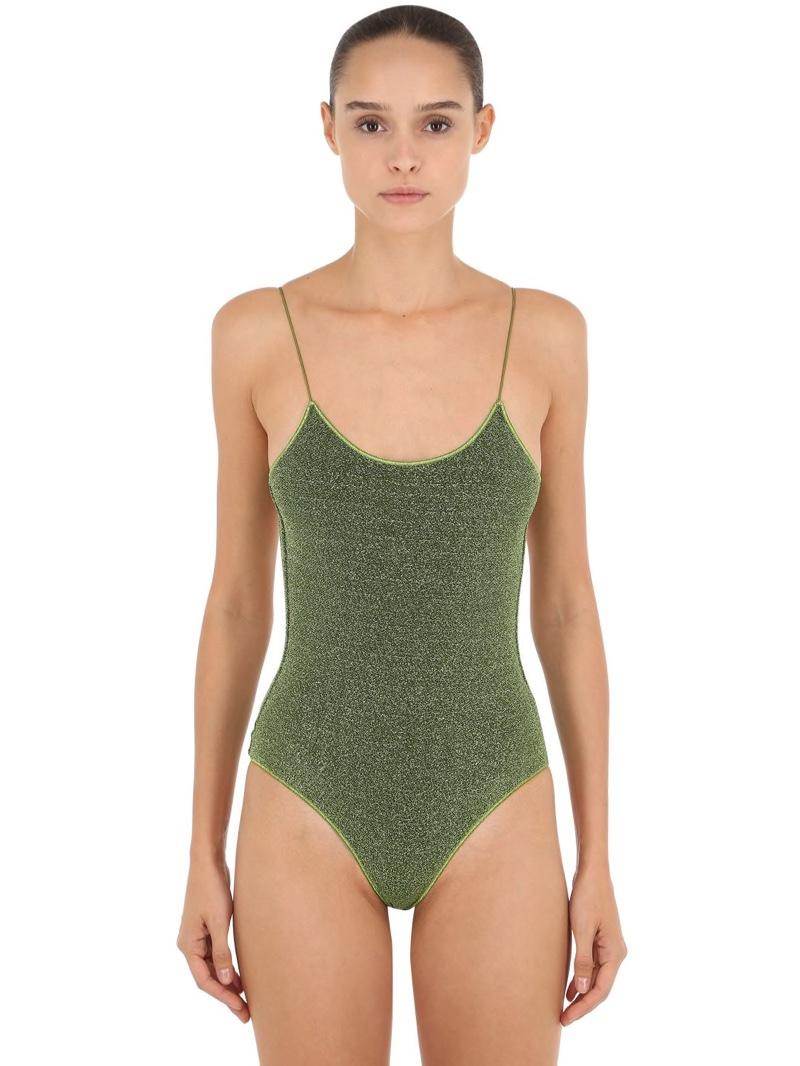 Oseree Swimwear One Piece Swimsuit $256