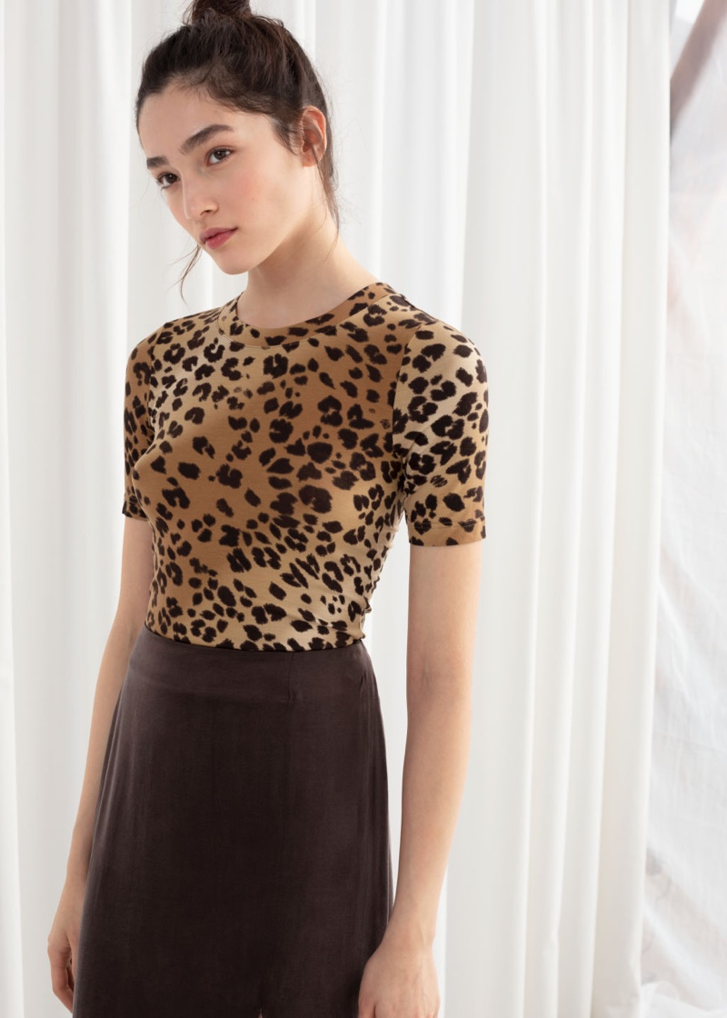 d414784f3 & Other Stories Animal Print Trend Shop   Fashion Gone Rogue