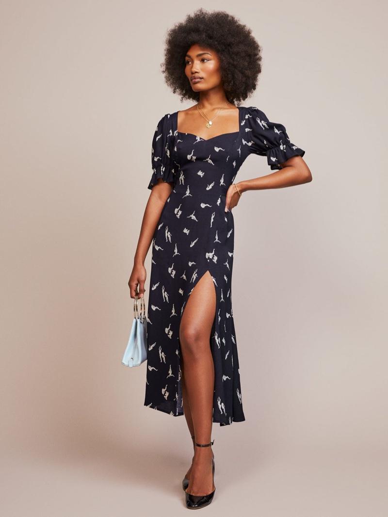 Reformation Dulcie Dress $248