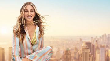 Actress Sarah Jessica Parker fronts Intimissimi spring-summer 2019 campaign