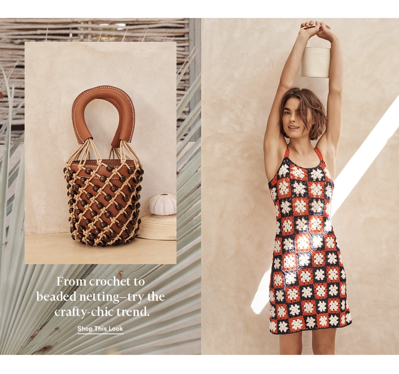 Staud Shopbop Spring 2019 Lookbook Shop Fashion Gone Rogue