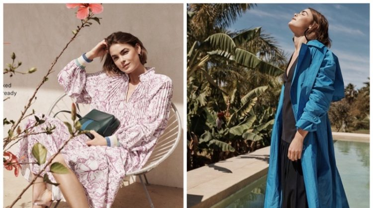 5 Chic Looks From Tibi's Spring 2019 Line