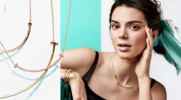 Kendall Jenner stars in Tiffany & Co. spring-summer 2019 campaign