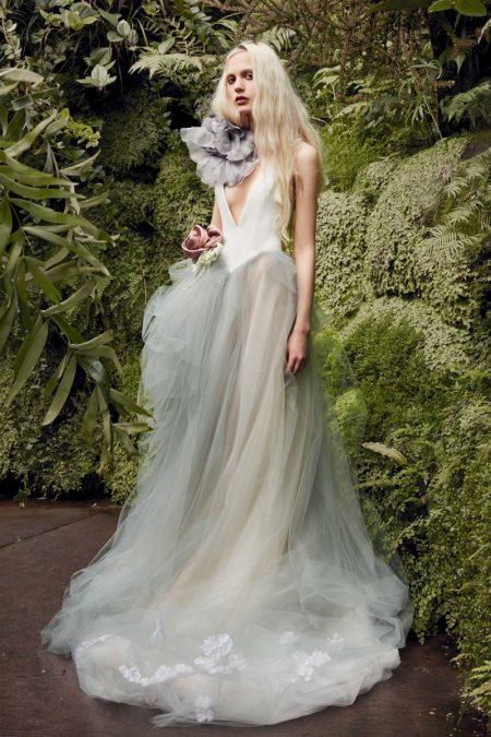 Vera Wang Bridal Enters the Garden for Spring 2020 Collection