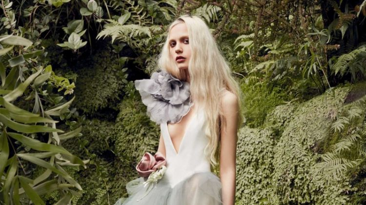 Vera Wang Bridal Enters the Garden for Spring 2020 Collection