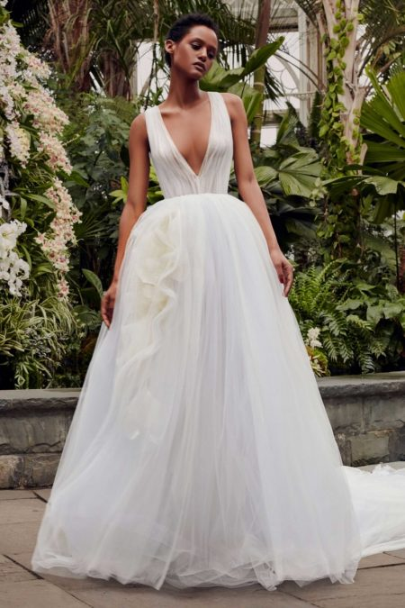 Vera Wang Bridal Spring 2020 Wedding Dresses Fashion