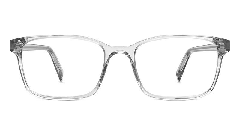 Warby Parker Brady Glasses in Sea Glass Grey $95