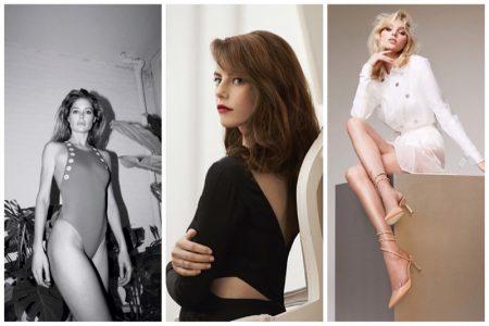 Week in Review | Doutzen Kroes' New Cover, Elsa Hosk for Rene Caovilla, Kaya Scodelario in Cartier + More
