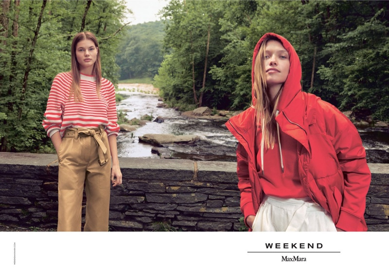Weekend Max Mara launches spring-summer 2019 campaign