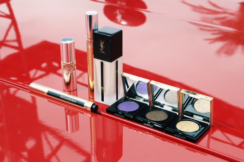 GET THE LOOK: YSL Beauty Station products