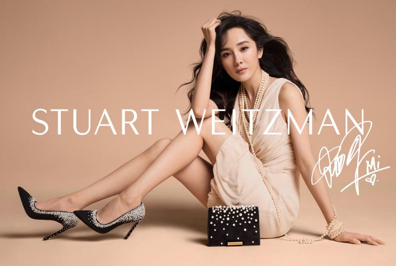 Yang Mi Stuart Weitzman Shoes Shop
